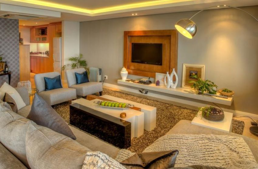 Bedroom Dunmore Apartments