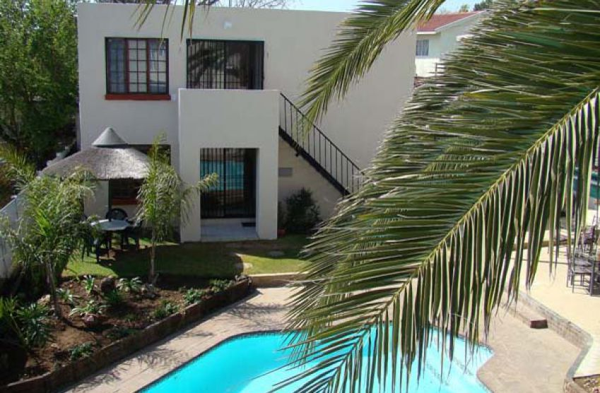 Louhallas Cottages In Edenvale
