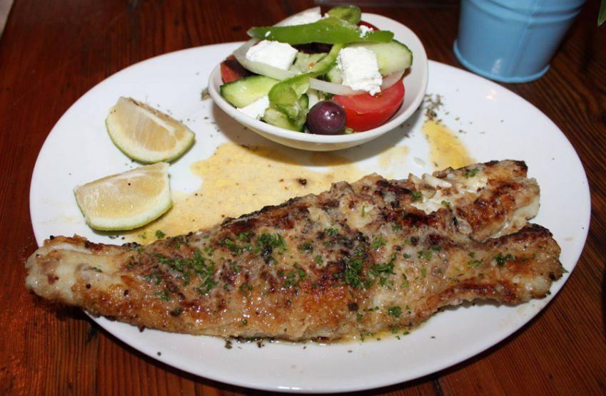 Spiros Restaurant Hout Bay