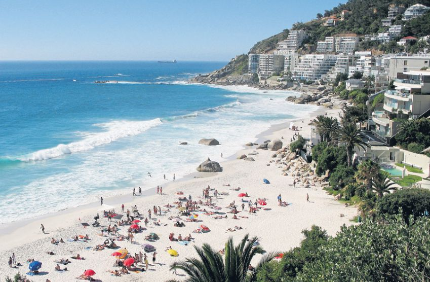 Clifton Beach (1st, 2nd, 3rd and 4th)