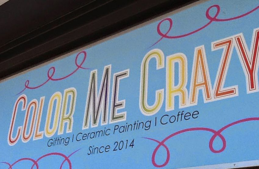 Colour Me Crazy Den