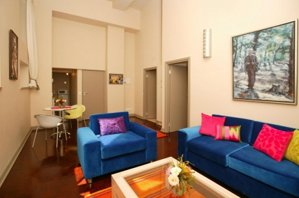Cape Town City Bowl Accommodation - Abas Place