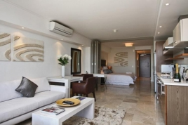 Cape Town Waterfront Accommodation - Canal Quays 602