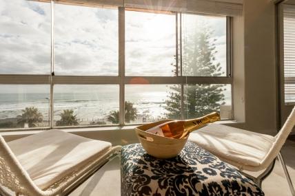 Sea Point Accommodation - Vue Devant
