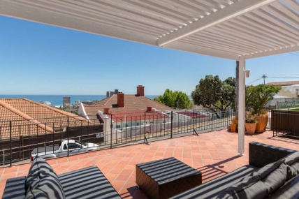 Sea Point Accommodation - Ocean View Terrace