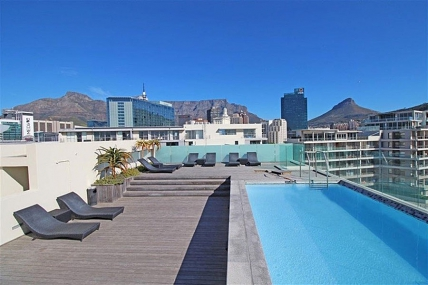 Cape Town Waterfront Accommodation - 410 Harbour Bridge
