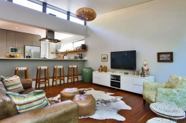 Cape Town City Bowl Accommodation - 33 Higgo Crescent