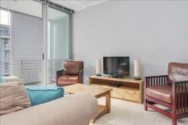 Cape Town Waterfront Accommodation - Harbour Bridge 1 Bed Executive
