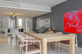 Cape Town Waterfront Accommodation - Harbour Bridge 2 Bed Executive