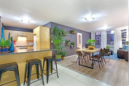 Cape Town City Bowl Accommodation - Fountains 815