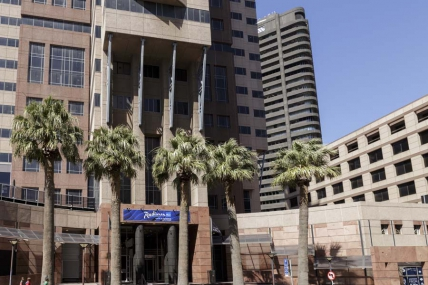 Cape Town City Bowl Accommodation - 1909 Triangle Suites